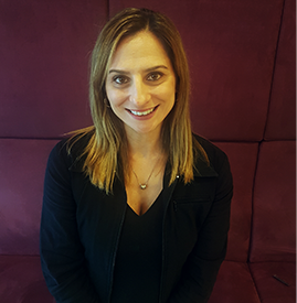 Leanne Tselikas - Receptionist