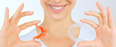 Invisalign Clear Plastic Aligners
